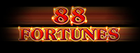 Play the 88 Fortunes Progressive slot machine at Quil Ceda Creek Casino near Marysville on I-5!