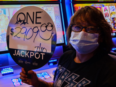 Linda S. won $2,909 playing Buffalo Gold at the Quil Ceda Creek Casino in Quil Ceda Village 15 minutes form Everett.