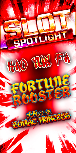 Play slots at Quil Ceda Creek Casino north of Bellevue and Seattle on I-5, like the exciting Hao Yun Fa, Fortune Rooster and Coyote Zodiac Princess!