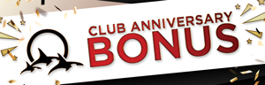 Quil Ceda Creek Casino just north of Seattle near Marysville, WA on I-5 gives you $10 in promo Free Play on your ONE club anniversary!