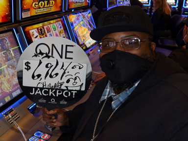 Benjamin H. won $6,964 playing Buffalo Gold at Quil Ceda Creek Casino.