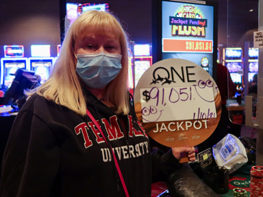 Donna B. won $91,051 playing Table Games at Quil Ceda Creek Casino.