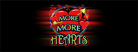 Play Vegas-style slots at the new Quil Ceda Creek Casino like the exciting More More Hearts video gaming machine!