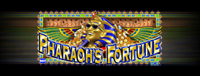 Try your luck playing the Pharaoh's Fortune slot machine at Quil Ceda Creek Casino near Everett.