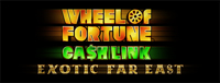 Play Vegas-style slots at the new Quil Ceda Creek Casino like the exciting Wheel of Fortune - Ca$h Link - Exotic Far East video gaming machine!