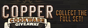 Copper cookware Giveaway at the QuilCeda Creek Casino in Tulalip with 750 one club