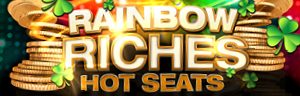 Tulalip Casino Slots Rainbow Riches Win in March for Saint Patrick's Day