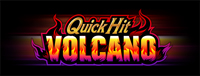 Play slots at Quil Ceda Creek Casino like the exciting Quick Hit - Volcano video gaming machine!
