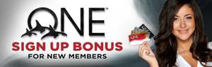 Come in to Quil Ceda Creek Casino just north of Lynnwood near Marysville, WA on I-5 to play slots and get your sign up bonus on your new ONE club card!