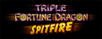 Play slots at Quil Ceda Creek Casino just north of Bellevue and Lynnwood on I-5 like the exciting Triple Fortune Dragon Spitfire video gaming machine!