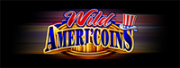 Play slots at Quil Ceda Creek Casino just north of Lynnwood and Edmonds on I-5 like the exciting Wild Ameri'Coins!