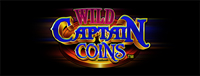 Play video slots at Quil Ceda Creek Casino north of Lynnwood on I-5 like the exciting Wild Captain Coins!
