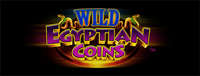 Play slots at Quil Ceda Creek Casino north of Bellevue near Marysville, WA on I-5 like the fascinating Wild Egyptian Coins!