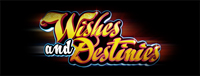 Play slots at Quil Ceda Creek Casino north of Bellevue near Marysville on I-5 like the exciting Wishes and Destinies!