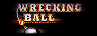 At Quil Ceda Creek Casino north of Lynnwood at Tulalip, WA on I-5 you can enjoy playing the Wrecking Ball slot machine!
