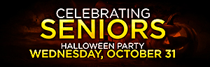 Come in to Quil Ceda Creek Casino near Marysville on I-5 seniors for the Halloween Pary and Costume Contest in the afternoon!