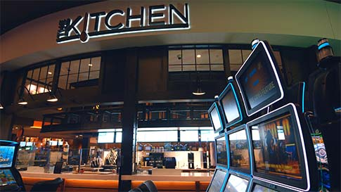 Come visit The Kitchen and find exactly what you're craving at this innovative food hall at the New Quil Ceda Creek Casino located in Marysville!
